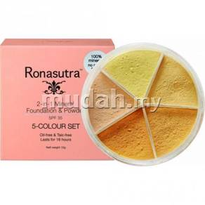 Ronasutra Mineral Makeup(2in1Foundation &Powder)