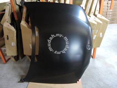 BMW 3-Series E46 Front Bonnet Empty