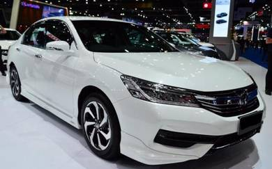 NEW Honda Accord Modulo Bodykit Skirting PP
