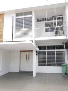 Pukau Tikus, Georgetown Double Storey Terrace For Sale