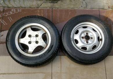 Spare tire size 13
