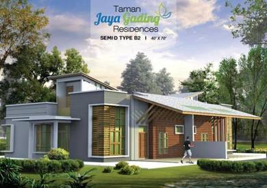 New Project Semi D House 40''x70'' at Jaya Gading Residences Freehold