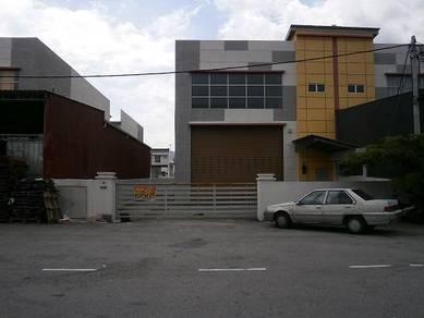 Double Storey Factory at IHUB Kawasan Perindustrian Menglembu Impiana