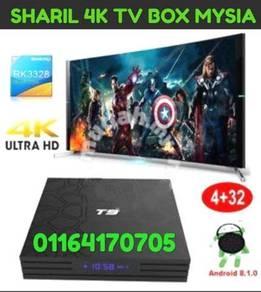 VALUE SET 4GB/64GB PREMIER+ android hd tv box