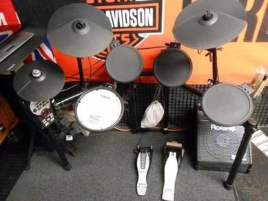 Roland td11 upgraded drum kit