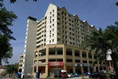 Spring Ville Service Apartment Ukay Perdana