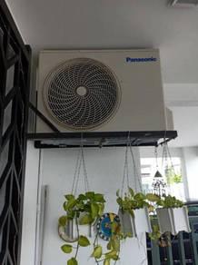 Panasonic 1.5hp wall mounted R32 Shah Alam