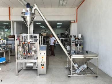 Kalvac afm1000-auger filling &packaging machine