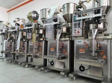 Kalvac volumemetic cup filling&packaging machine