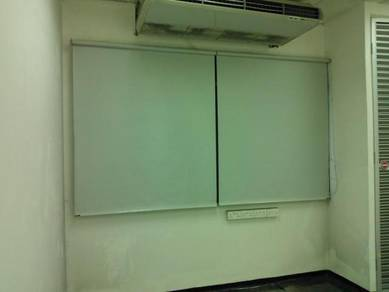 Black-out roller blinds customized size