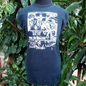 Punkers Gig Sleeveless T Shirt