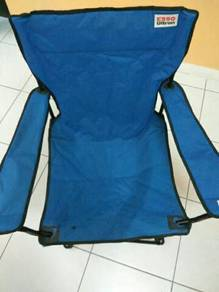 Outdoor foldable chairs (3 units)