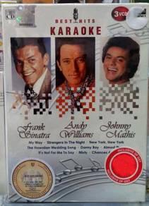 Best Hits Karaoke Frank Sinatra Andy Williams John