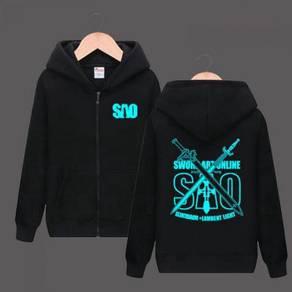 SAOsword art online Sweater hoodie long sleeve