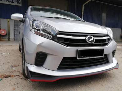 Perodua Axia Facelift 2017 Drive 68 PU
