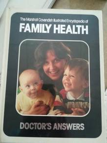 Family health book