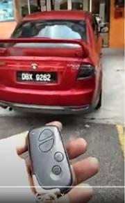 LEON Saga Keyless Push Start Smart Alarm System