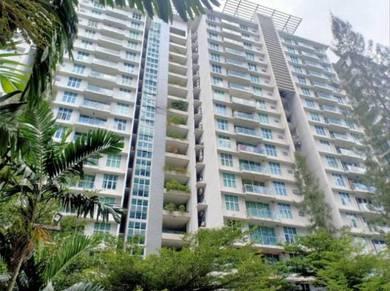 End lot condominium usj one avenue, subang jaya, selangor