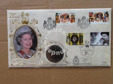 70th Birthday of Queen Elizabeth II
