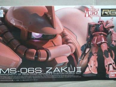 Bandai RG 1/144 Gundam MS-06S Zaku II