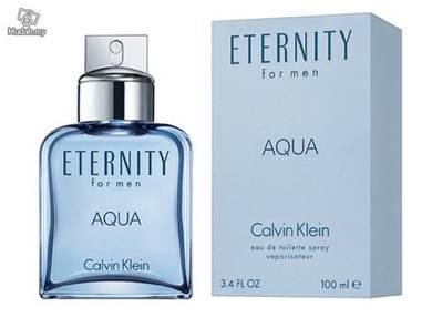 Ck Eternity Aqua EDT (Man) 100ml