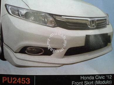 Honda civic 12 to 15 modulo pu bodykit