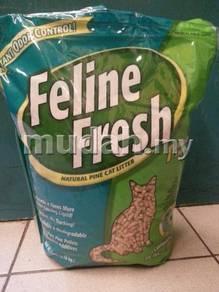 Feline Fresh Natural Pine Cat Litter 3.18kg