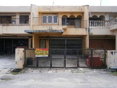 Double Storey at Silibin Main Road