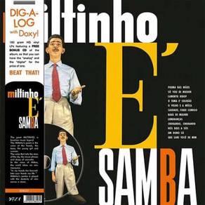 Miltinho Miltinho E Samba 180g LP & CD