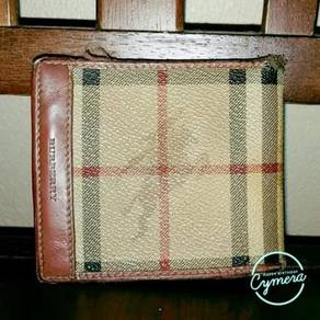 Wallet Authentic Burberry London