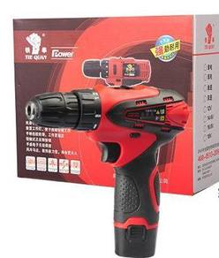Compact Powerful Electric Drill Screw Driver