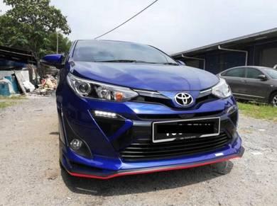 Toyota Vios 2019 Drive 68 Bodykit ABS