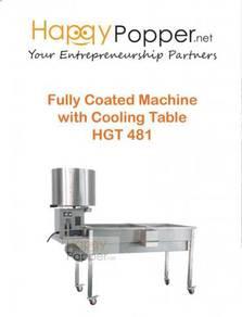 Mesin Popcorn Caramel Fully Coated Machine coating