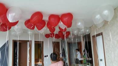 Red Balloon Deco 00759