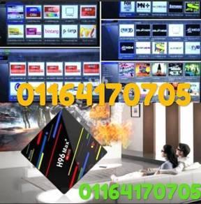 FULLY MYSIAN PRO+ android uhd tv box