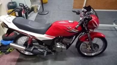 Yamaha rxz 1996