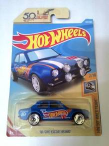 Hot Wheels 2018 - '70 FORD ESCORT RS1600