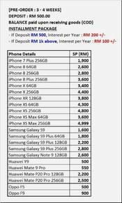 ORIGINAL PHONES [1 Year Manufacturer Warranty]