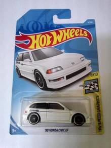HotWheels 2019 - '90 HONDA CIVIC EF