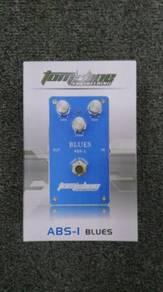 Blues Distortion Guitar Pedal Effect