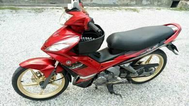 Sports rim yamaha 135 LC v1 ori motorcycle