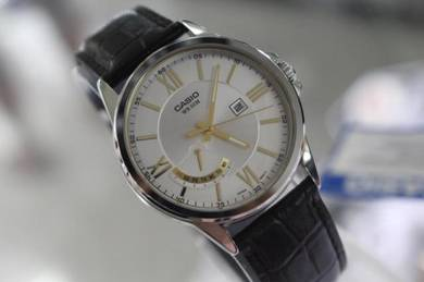 Watch- Casio Men Date MTPE125L-7A -ORIGINAL