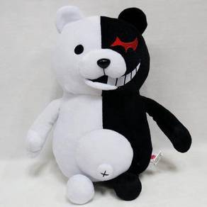 Danganronpa monokuma doll plush