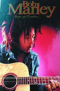Poster BOB MARLEY RASTA 2