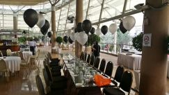 231) Dinner Balloon Deco