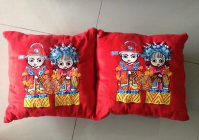 Cushion for wedding decoration