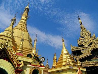 4D3N Yangon Bago Thanlyin (Syriam)-ground tour
