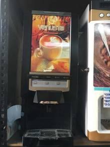 Coffee n water filter drinking water vendingmachin