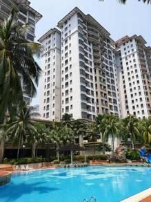 MAHKOTA HOTEL CONDO (2 room 2 bath) Pool View + Renovated + Furnished