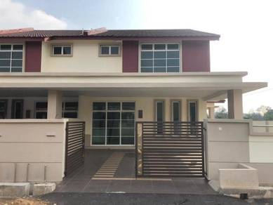 Double Storey Terrace At Jalan ByPass Kuantan 2km from semambu